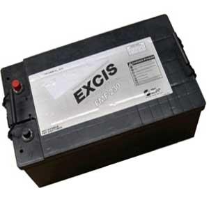 Excis-SMF230-230Ah-12v
